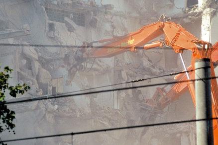 Technológie odstraňovania konštrukcií