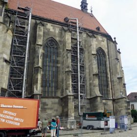 tenzometria drevenych konstrukcii katedraly sv. martina