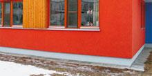 Tepelná izolácia soklov a spodnej stavby