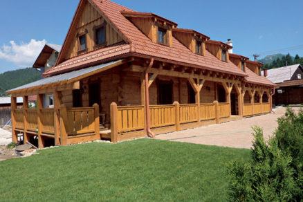 Tepelná kvalita stenových konštrukcií zrubových stavieb