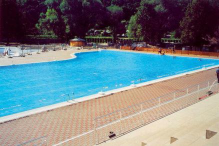 Tesnenie bazéna PVC fóliovou hydroizoláciou