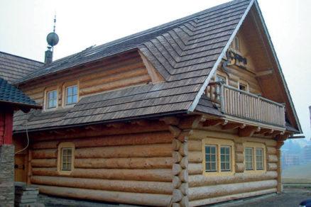 Tradičné zrubové stavby na bývanie vsúčasnosti