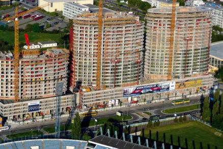 Tri veže využívajú moderný prístup