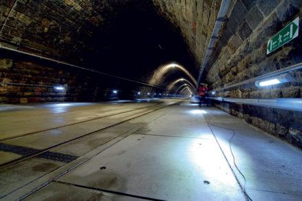 Tunel pod Bratislavským hradom