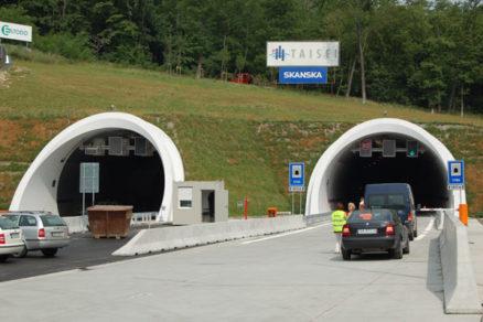 """Tunel Sitina má pred sebou prvý """"pracovný týždeň"""""""