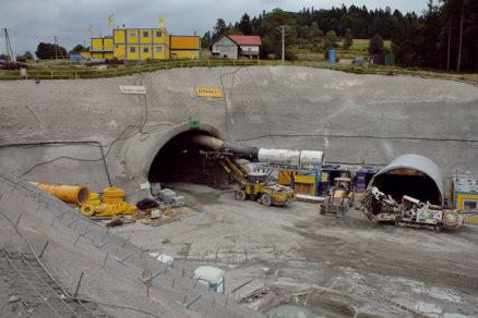 Tunel vpoľských Lalikoch