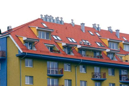 Tvar strechy v súlade s krytinou