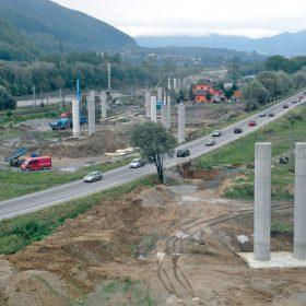 usek dialnice d1 dubna skala turany je vo vystavbe