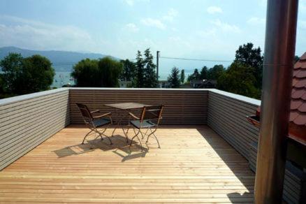 vakuove izolacne panely na ploche strechy a terasy