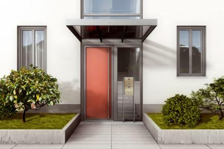 vchodove dvere vizitka kazdeho domova