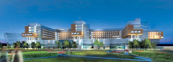 """Viedenská nemocnica chce byť jedna z""""naj"""""""