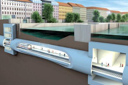 Viedenské metro v znamení štýlu slovenského architekta