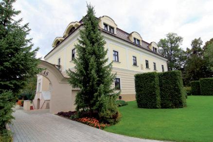 Villa Nečas: Luxus mať čas