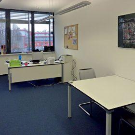 vnutorne prostredie administrativnej budovy