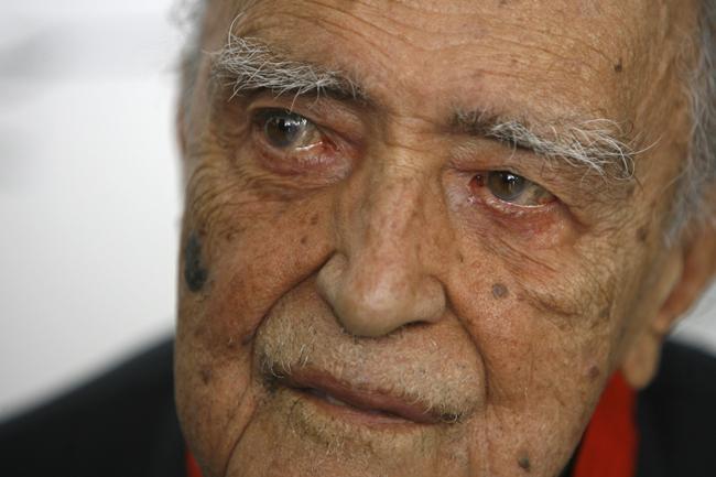vo veku 104 rokov zomrel slavny brazilsky architekt oscar niemeyer