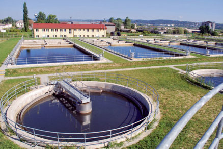 Vranov – pitná voda akanalizácia vpovodí rieky Topľa