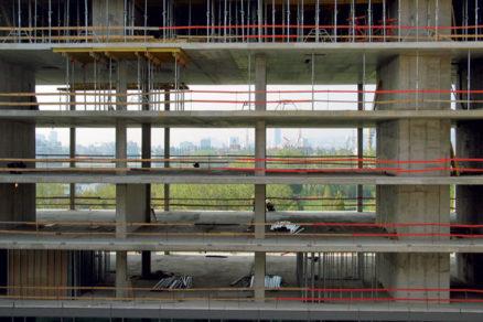 Vyľahčované dutinové železobetónové stropné dosky