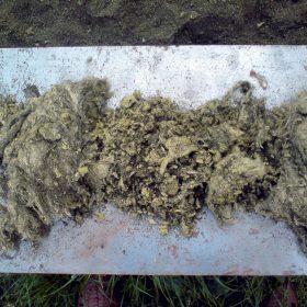 vyuzitie odpadu z vyroby kamennej vlny