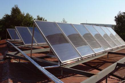 Využitie solárnej energie v centralizovanom zásobovaní teplom