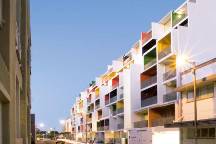 Vzdialené póly bytovej architektúry