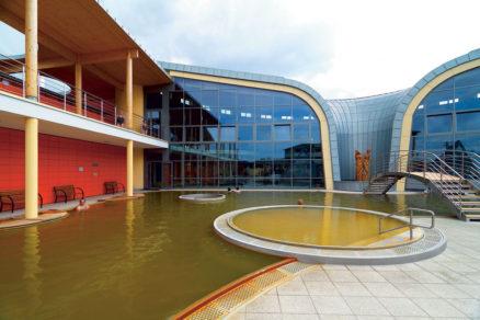 wellness centrum aquamarin v podhajskej