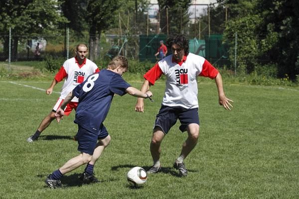 XI. ročník futbalového turnaja JAGA CUP 2011