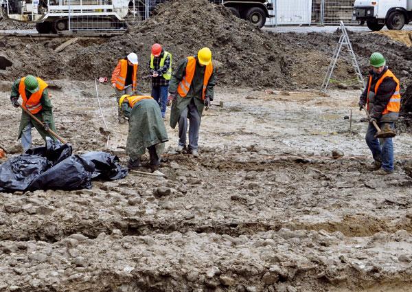 Záchranný archeologický výskum – strašiak investorov?