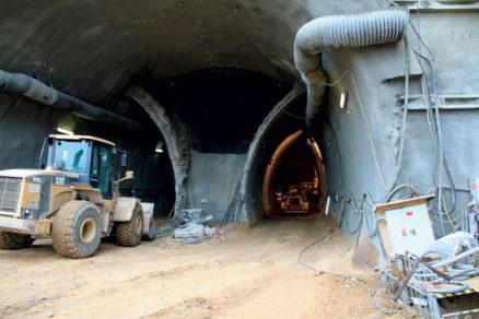 Železničný tunel cez Turecký vrch