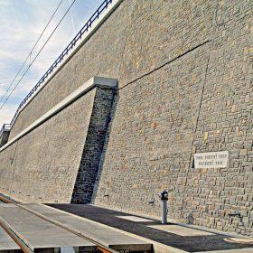 zeleznicny tunel turecky vrch v prevadzke