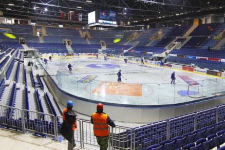 Zrekonštruovaný Zimný štadión Ondreja Nepelu