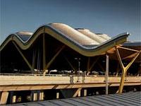 Terminál 4 letiska Barajas v Madridu