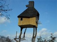 Čajový dom Takasugi-an House od Teronubi Fujimori