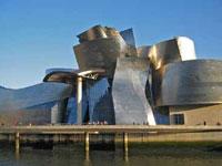 Guggenheim Museum v Bilbau