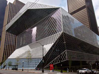 Seattle Central Public Library (OMA)