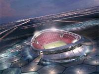 MS vo futbale 2022 - Lusail Iconic Stadium